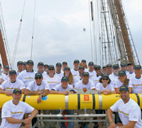 Attendees of the 2014 AUV Bootcamp.